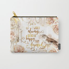 Jane Eyre - Dignified Carry-All Pouch