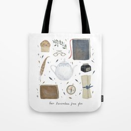 House of the Wise Tote Bag