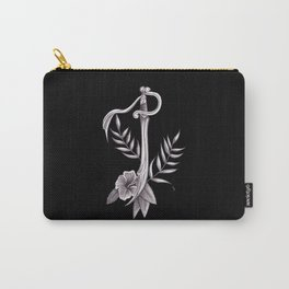 Sword in the Tropics Carry-All Pouch