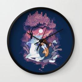 Last Unicorn + Dan Avidan Wall Clock