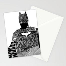 Knight of Night Stationery Cards
