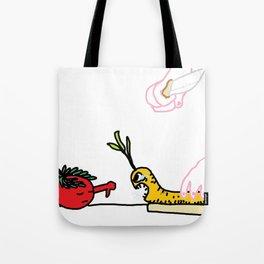 Cesar Salad Tote Bag