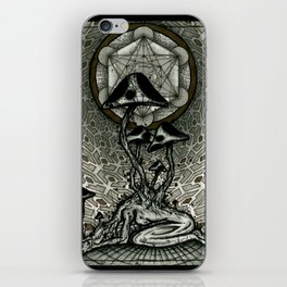 Shroom Consumed iPhone Skin