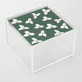 Trilliums Acrylic Box
