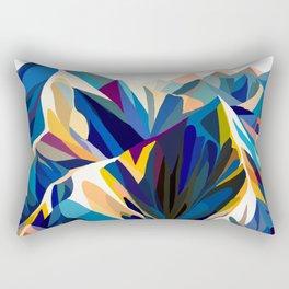 Mountains cold Rectangular Pillow
