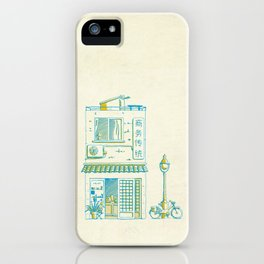Japan House iPhone Case