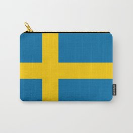 National flag of Sweden Carry-All Pouch