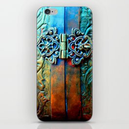 Ophelia (Patina) iPhone Skin
