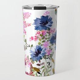 Wildflowers IV Travel Mug
