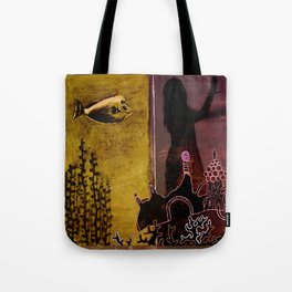 ATLANTIS DANCE Tote Bag
