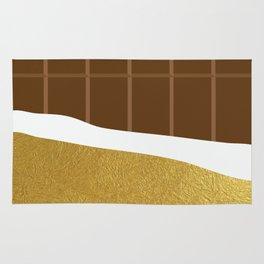 chocolate yum! Rug
