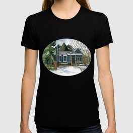 Winter Blues T-shirt