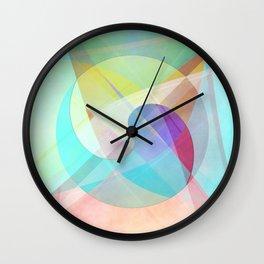 Abstract 2017 015 Wall Clock