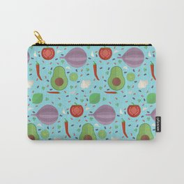 Fiesta Vegetables Carry-All Pouch
