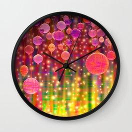 'tis the Season to be Jolly ... Wall Clock