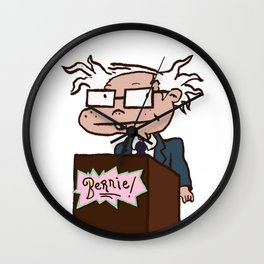 Rugrat Bernie Wall Clock
