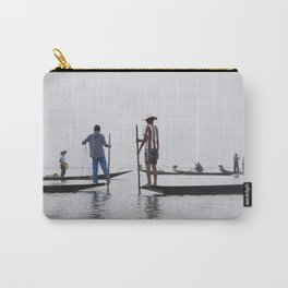 HERDING FISH Carry-All Pouch