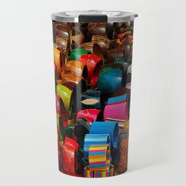 Colors of the Caribbean Travel Mug