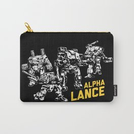 Alpha Lance Carry-All Pouch