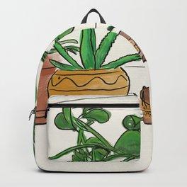 Not Dead Yet. Backpack