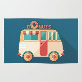 Donuts Van Rug