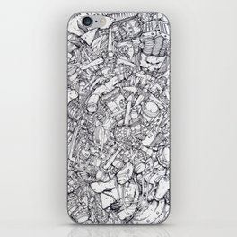 Knights iPhone Skin