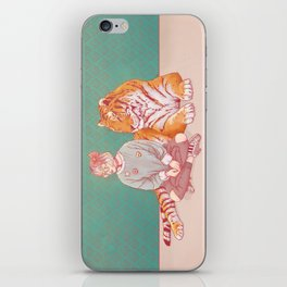 I'm a cat Lady iPhone Skin