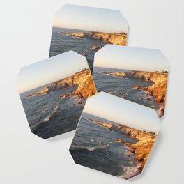 Sicily sunset Coaster