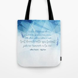 UGLY LOVE . COLLEEN HOOVER Tote Bag