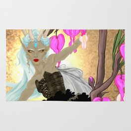 Queen Titania Rug
