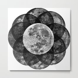 Essential Muse Metal Print