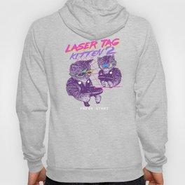 Laser Tag Kitten 2 Hoody