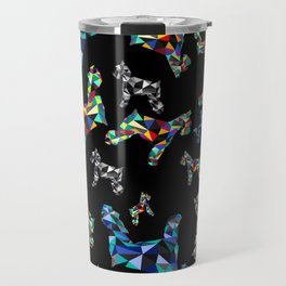 Poli Schnauzer Color Travel Mug