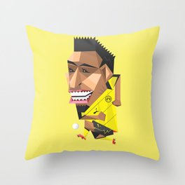 AUBAMEYANG Throw Pillow