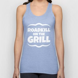 Roadkill on the Grill Unisex Tank Top
