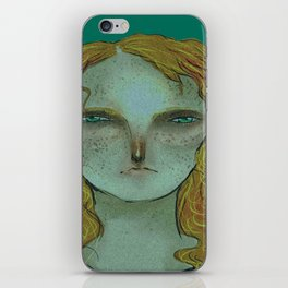 Elena iPhone Skin
