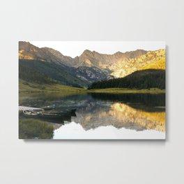 Its the little things, Piney Lake Colorado Metal Print