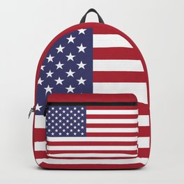 National flag of USA - Authentic G-spec 10:19 scale & color Backpack