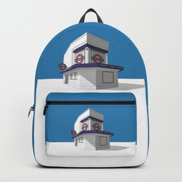 Trinity Road (Tooting Bec) Backpack