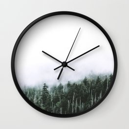 greener Wall Clock