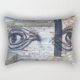 Here's Looking at You, Morgan Rectangular Pillow