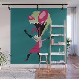 Pixel Zim Wall Mural