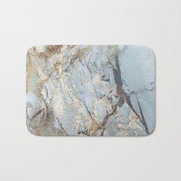 Marble swirls Bath Mat