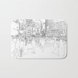 Tokyo citylife Bath Mat