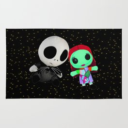 Halloween Babies | Jack | Sally | Christmas | Nightmare Rug