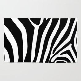 zebra print rug silver zebra print rugs society6