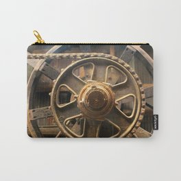 Gears of the Past Carry-All Pouch
