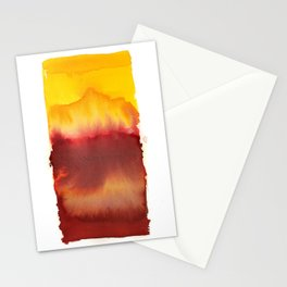 Over the hills of Kapadocya Stationery Cards