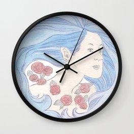 La Azul - P r i m a r y Wall Clock