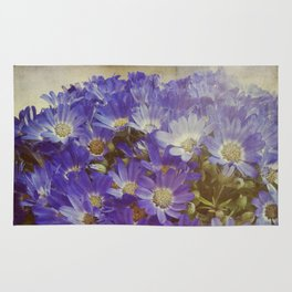 My boheme flowers / Mis flores bohemias Rug